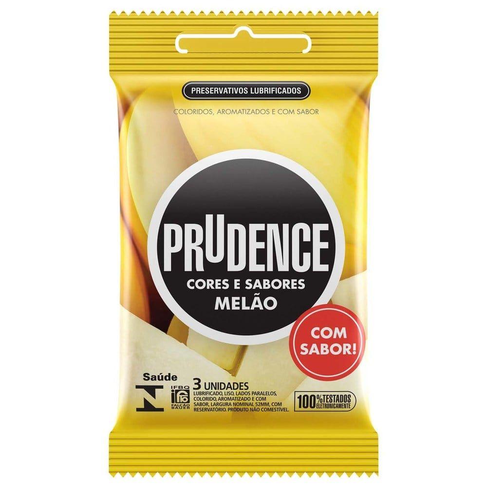 Preservativo Prudence Sabor Melão