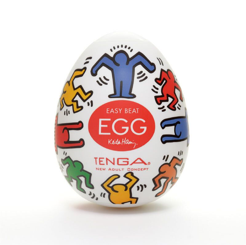 Tenga EGG - Keith Haring Egg Dance