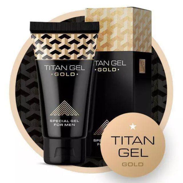 Titan Gel Gold – um creme para aumentar o pênis