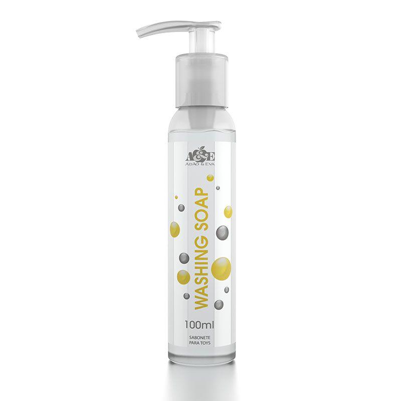 TOY CLEANER WASHING - Sabonete líquido para higienização de Toys