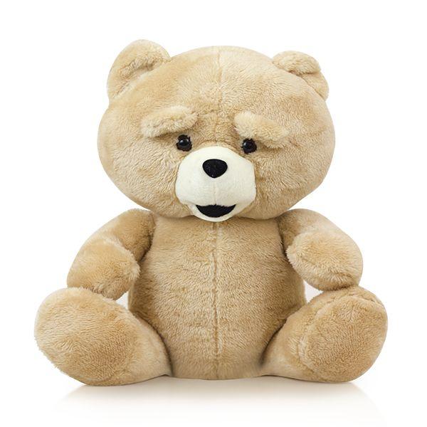 Urso Ted Em Pelúcia Com Pênis Realístico E Cadeado