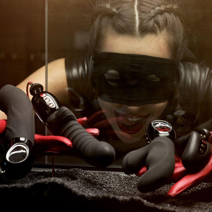 Vibrador Estimulador em Silicone e Massageador Intt BI - Fun Factory