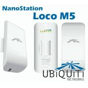 Access Point Ubiquiti Airmax Nanostation Locom5
