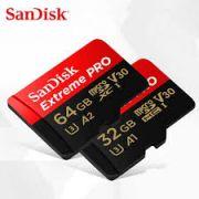 Cartao de Memoria SanDisk Extreme Pro 64GB 4k UHDUHS-I SDXC