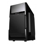 Gabinete Micro ATX MT-25V2BK C3tech Com Fonte 200W - 2 Baias