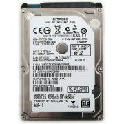 HD 2,5 e Ultrabook Hitachi 7200Rpm 500GB  9MM
