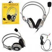 Headfone Gamer Estereo Com Microfone Infokit HM-610MV