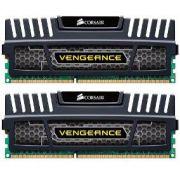 MEMORIA CORSAIR VENGEANCE 8GB 2X4GB DDR3 1600MHZ BLACK
