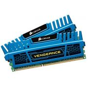 MEMORIA CORSAIR VENGEANCE 8GB 2X4GB DDR3 1600MHZ BLACK