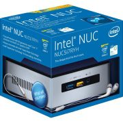 Mini Pc Kit Intel Nuc I3 5010u Nuc5i3ryn 8gb Ssd 120gb