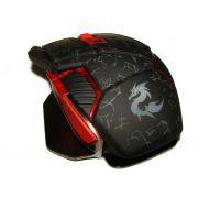Mouse Gamer Com Fio Knup KP-V7