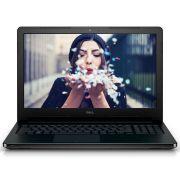 Notebook Dell Inspiron 5552 Pentium N3710  4GB DDR3  HD 500GB  15.6 Linux  C 