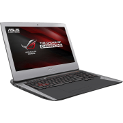 Notebook Gamer Asus G752V I7 32GB RAM SSD 256GB Plv 4GB 1Tb Win 10