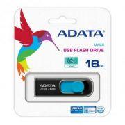 Pen Drive A-Data UV128 16GB Azul
