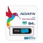 Pen Drive A-Data UV128 64GB Azul