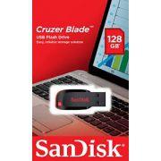 Pen Drive SanDisk Cruzer Blade 128GB