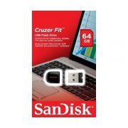 Pen Drive SanDisk Cruzer Fit 64GB