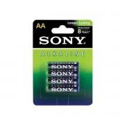 Pilha Sony AM3L-B4D AA Alcalina