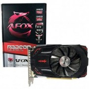 Placa de Vídeo Afox AMD Radeon R5 220 GB DDR3 64bits