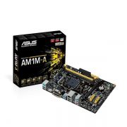 Placa Mae Asus AM1L-A AMD DDR3 | USB 3.0| HDMI| DVI
