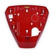 Sirene externa Deltabell vermelha com o módulo PCB