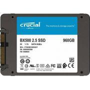 SSD CRUCIAL 960GB 2.5 SATA