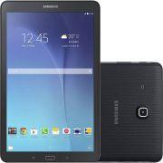 """Tablet Samsung Galaxy Tab E T560 8GB Wi-Fi Tela 9.6"""" Android 4.4 Quad-Core"""
