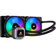 Water Cooler Corsair H100i 240mm RGB PLATINUM - PN # CW-9060039-WW