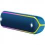 Caixa de Som Bluetooth Sony SRS-XB32 Extra Bass Azul