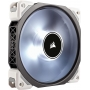 Cooler FAN Corsair ML120 PRO LED Premium Magnetic Lev. White