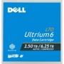 Fita LTO Dell Ultrium 6 Data Cartidge LTO-6 2.50TB / 6.25TB