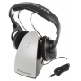 Fone de Ouvido Sennheiser RS120 II Wireless RF Headphones With Charging Dock