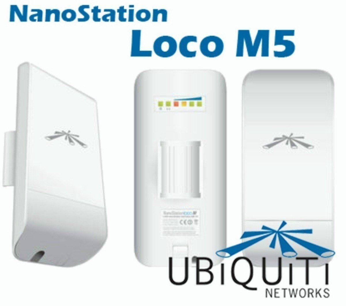 Access Point Ubiquiti Airmax Nanostation Locom5