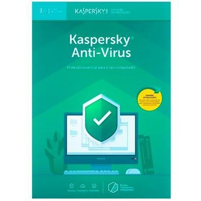 ANTIVIRUS KASPERSKY INTERNET SECURITY| 3 DISPOSITIVOS + 1 GRATIS