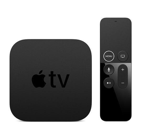 Apple Tv 4k 32gb Hdr - Mqd22ll/a