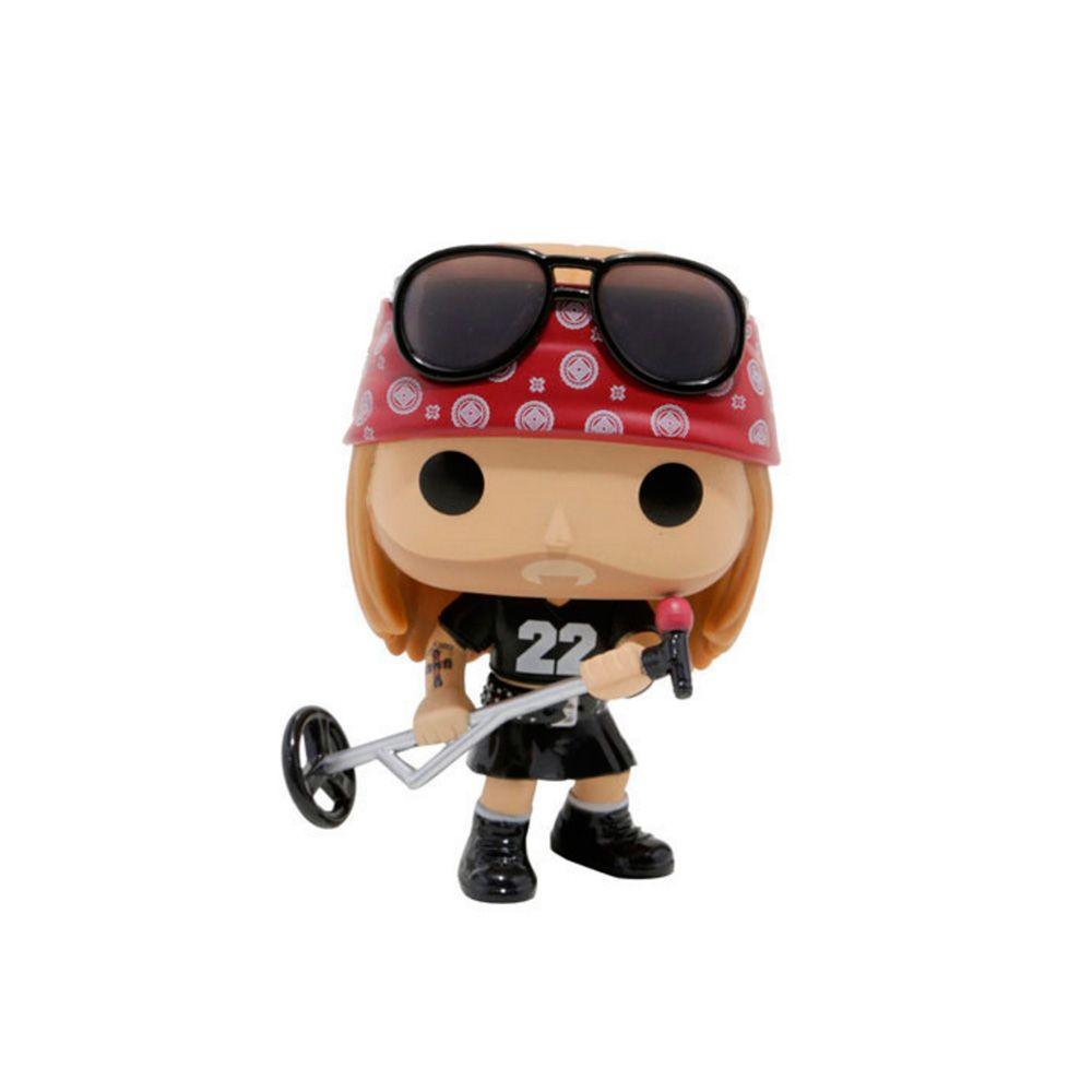 Boneco Colecionável Axl Rose Funko Pop Guns n Roses #50