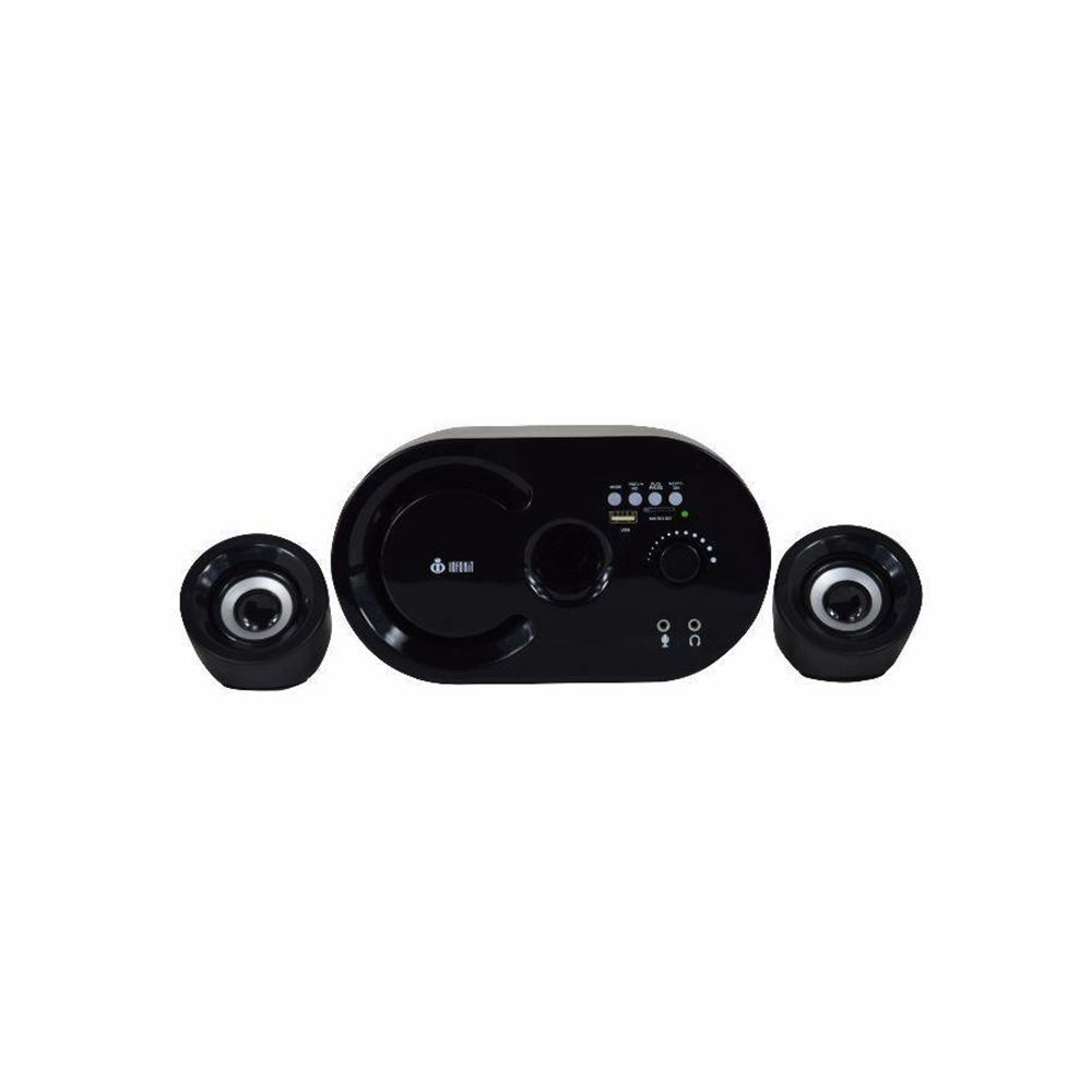 Caixa de som Bluetooth 2.1 Multimídia 16W 3 Bass VC-G300BT BT