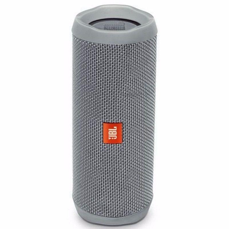 Caixa de Som Bluetooth JBL Flip 4 Cinza