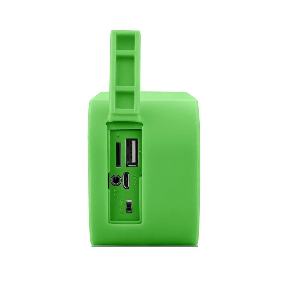Caixa de Som  SP208 Pulse 10W Bluetooth USB Cartão Memória