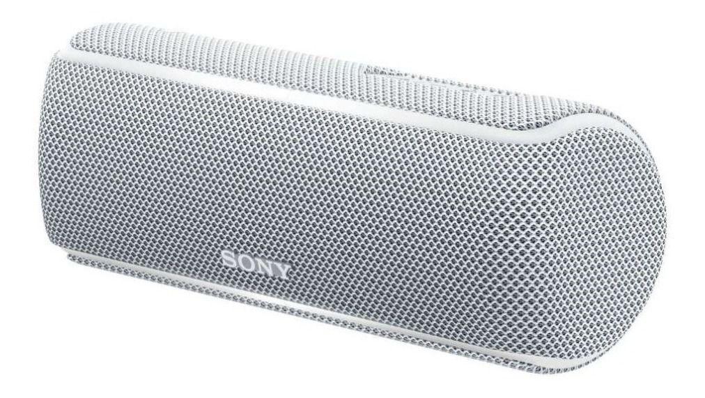 Caixa de Som Sony Personal Audio SRS-XB21 Cinza