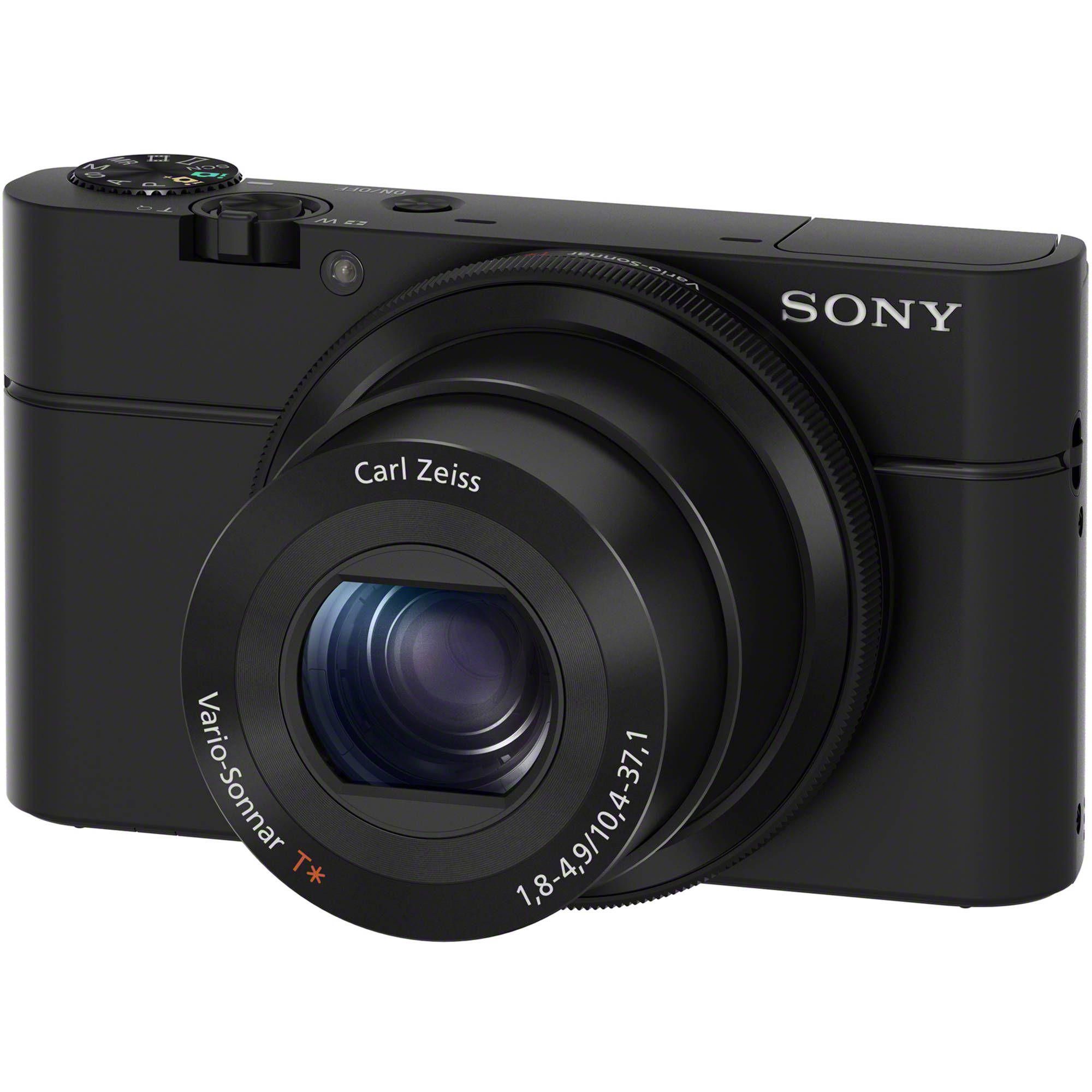 Camera Sony Cybershot DSC-RX100