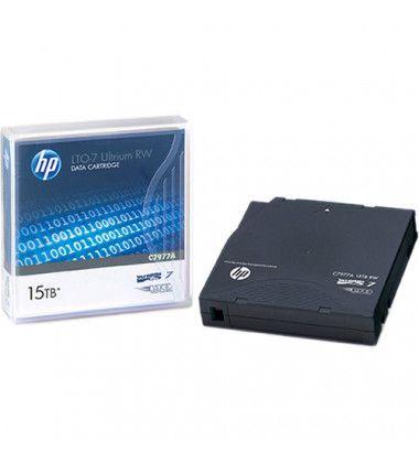 Cartucho de Dados HP LTO-7 Ultrium C7977A