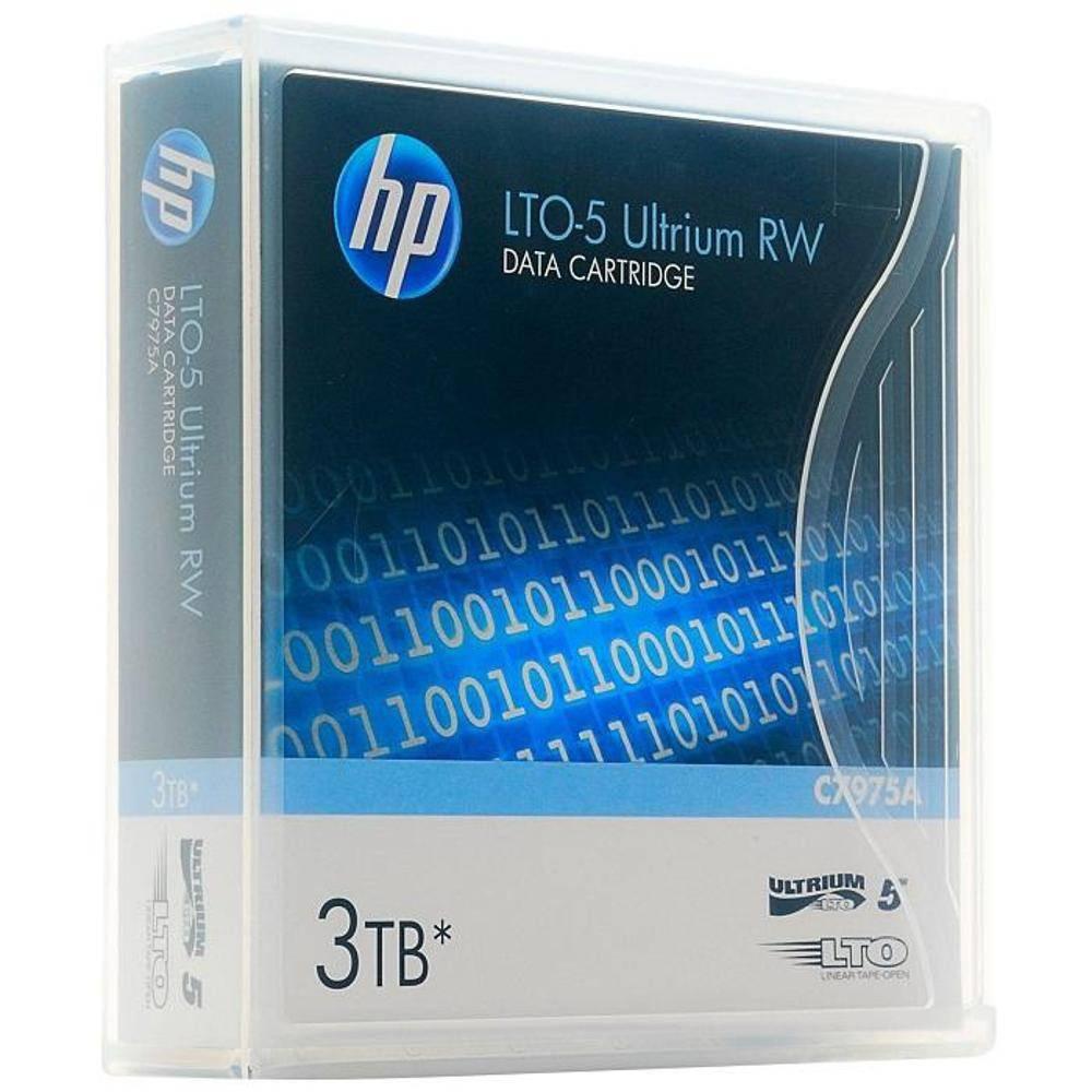 Fita LTO 5 HP C7975a Ultrium 1.5/3 Tb
