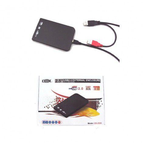 Case Gaveta HD 2,5 DEX USB 2.0