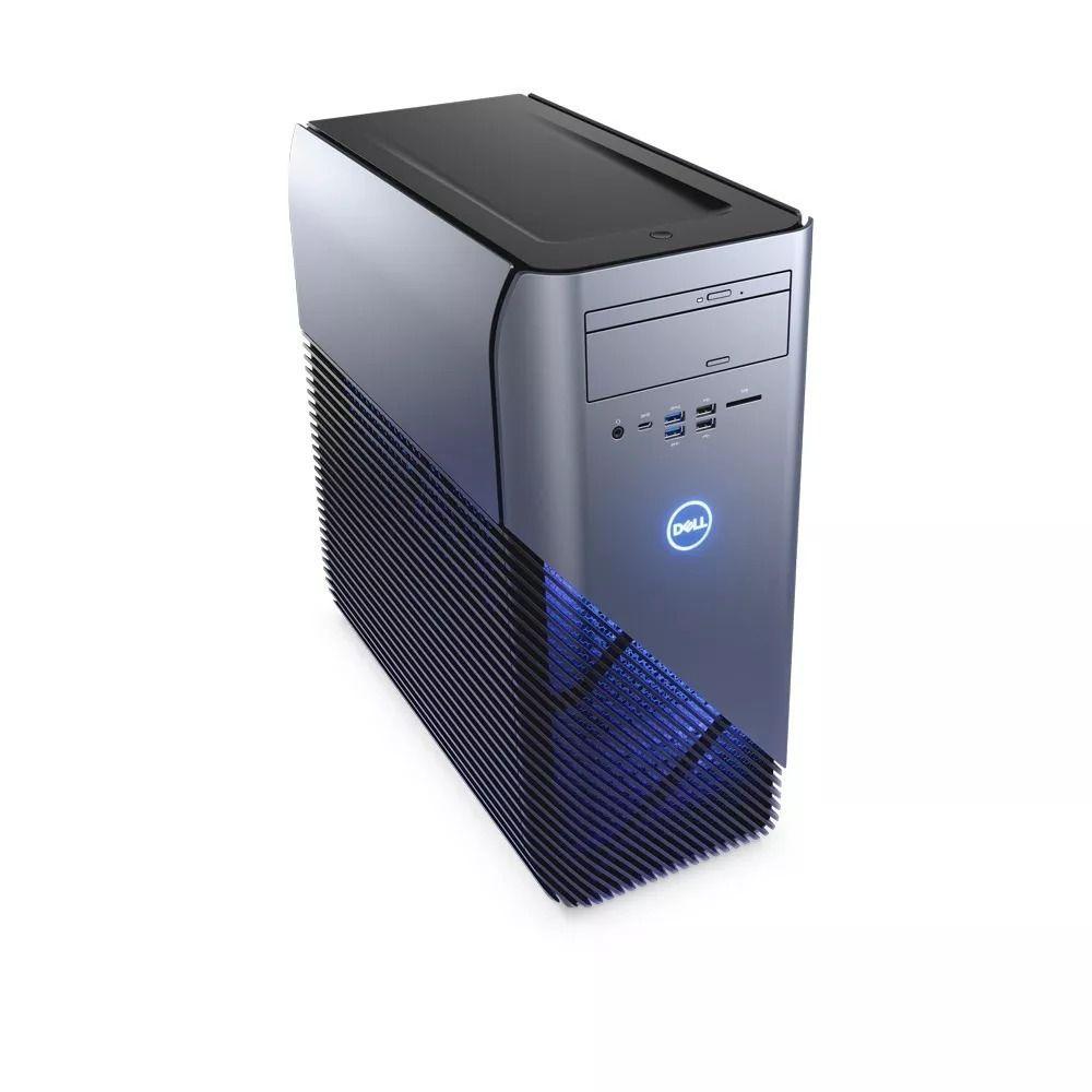 Dell Desktop Gamer 5675 Ryzen 7 1700X|8GB|1TB|Radeon RX570|Linux