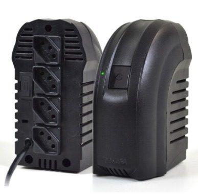 Estabilizador Powerest 300 Mono 115v 4 Tomadas