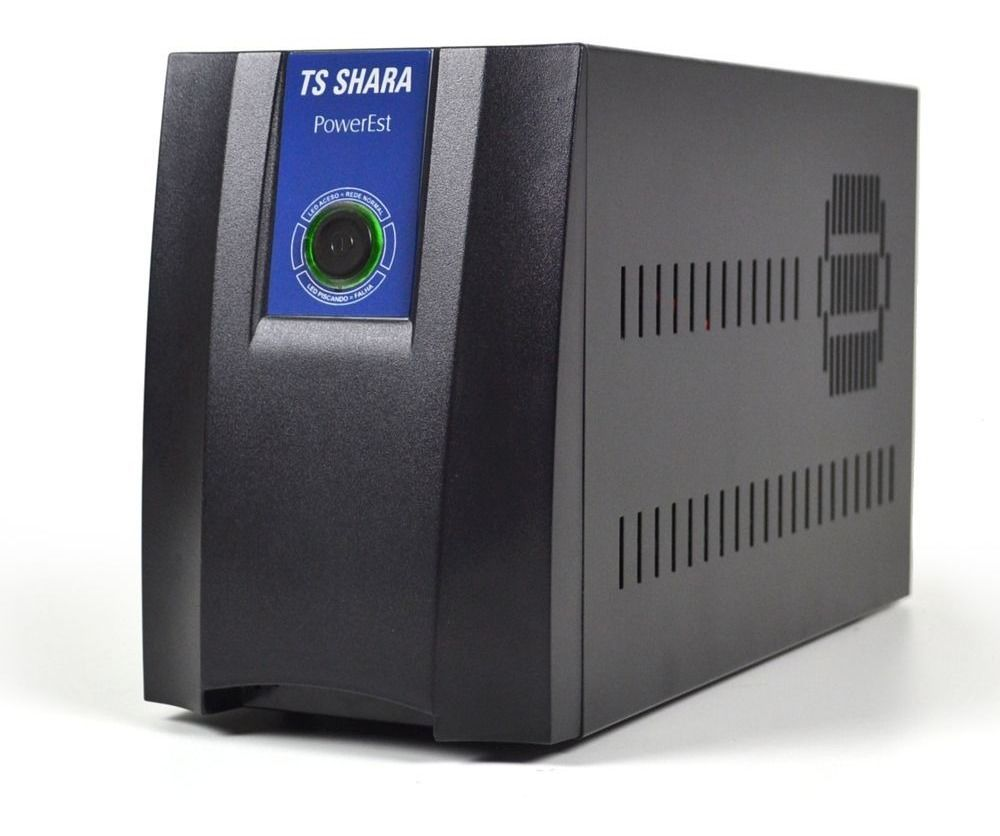 Estabilizador Ts shara 2500 Bivolt 6T Saida 115v