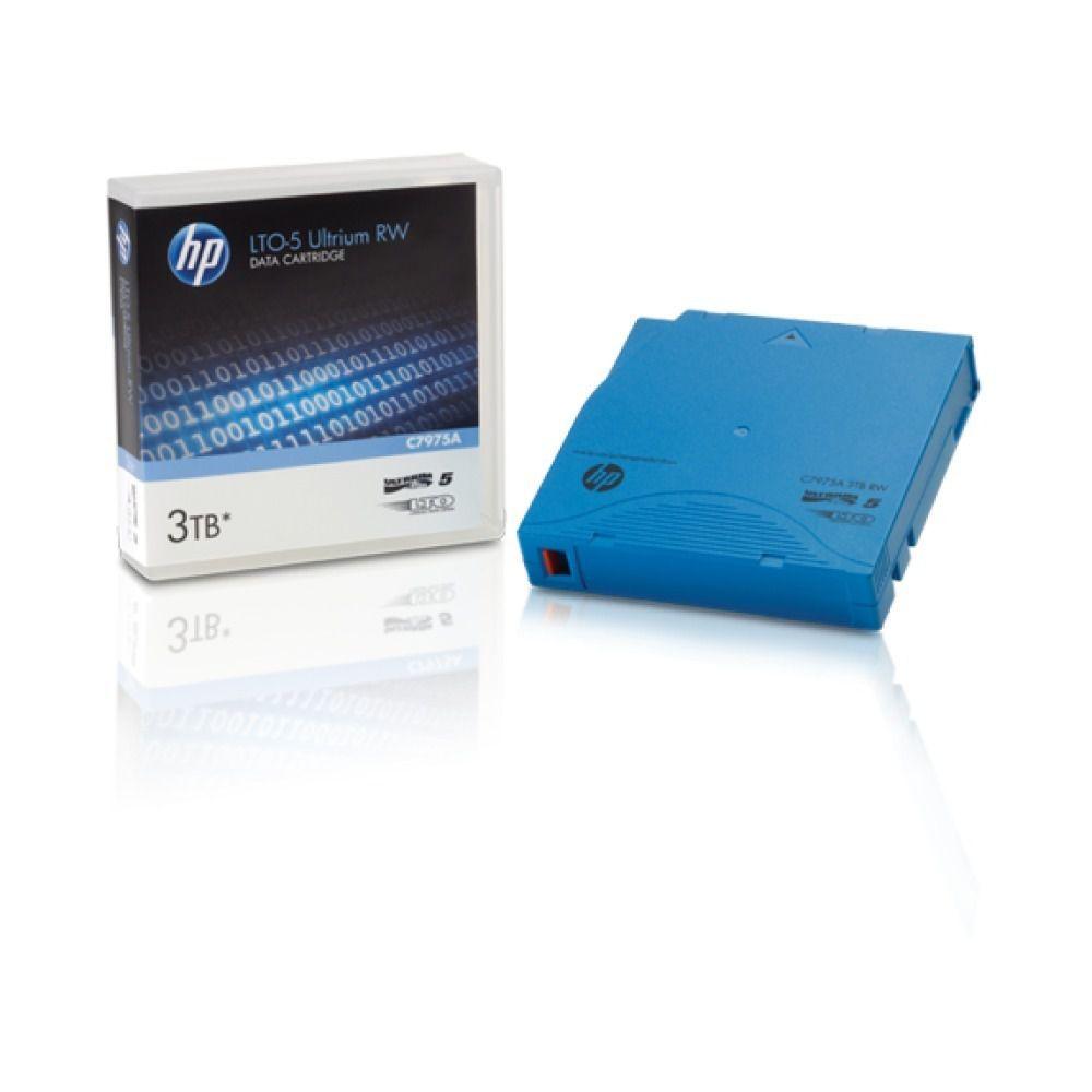 Fita HP LTO5 Ultrium RW 3TB C7975A