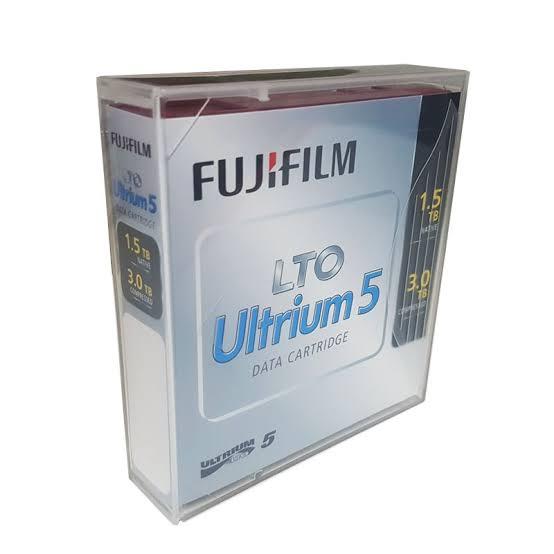 Fita LTO Ultrium 5 FUJIFILM 1.5 3.0TB