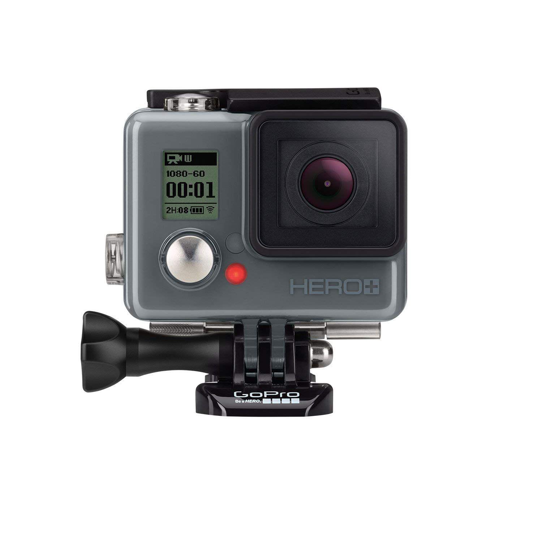 GoPro Hero Plus Wifi Bluetooth + Micro Sd 16gb Class 10gold